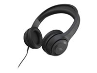ifrogz Aurora Wired - casque avec micro IFFAWH-RD0
